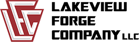 Lakeview Forge Company Logo